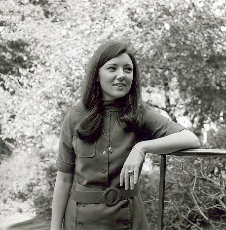 Yearbook Portraits, 1970 (20) - Cookie Spellman