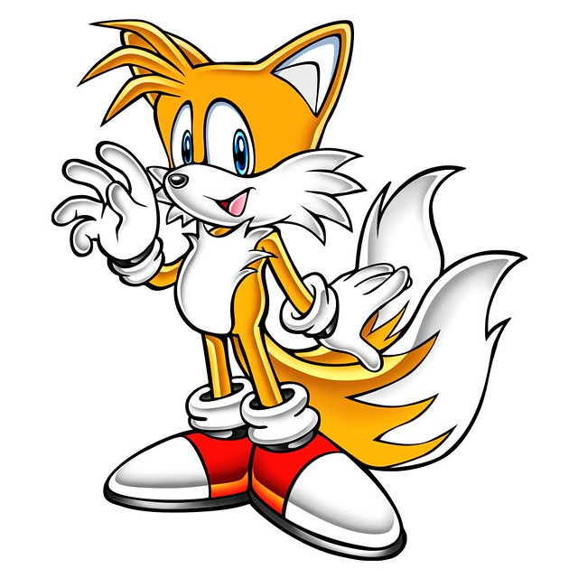 Tails the Fox - Sonic the Hedgehog | Flickr - Photo Sharing!