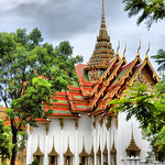 Dusit Maha Prasat Palace (The Grand Palace)