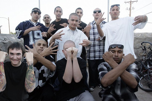 hispanic gangs One of the most well-known of the sureño gangs in southern  the biggest  hispanic gang in the us the gang's influence stretches to 34.