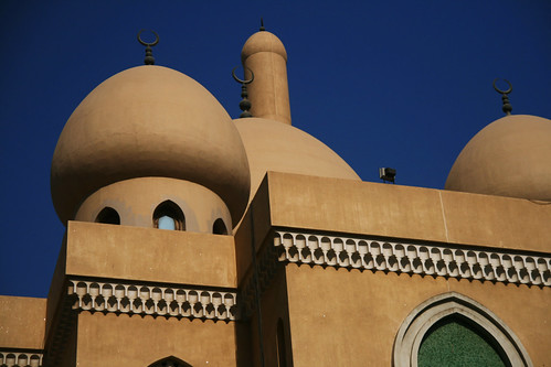 Phallic mosque