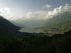 coastal montenegro