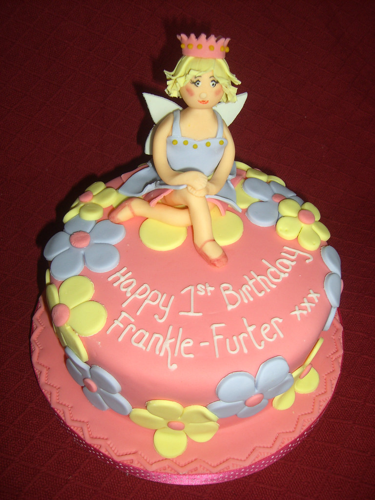 Fairy Princess Cake Images