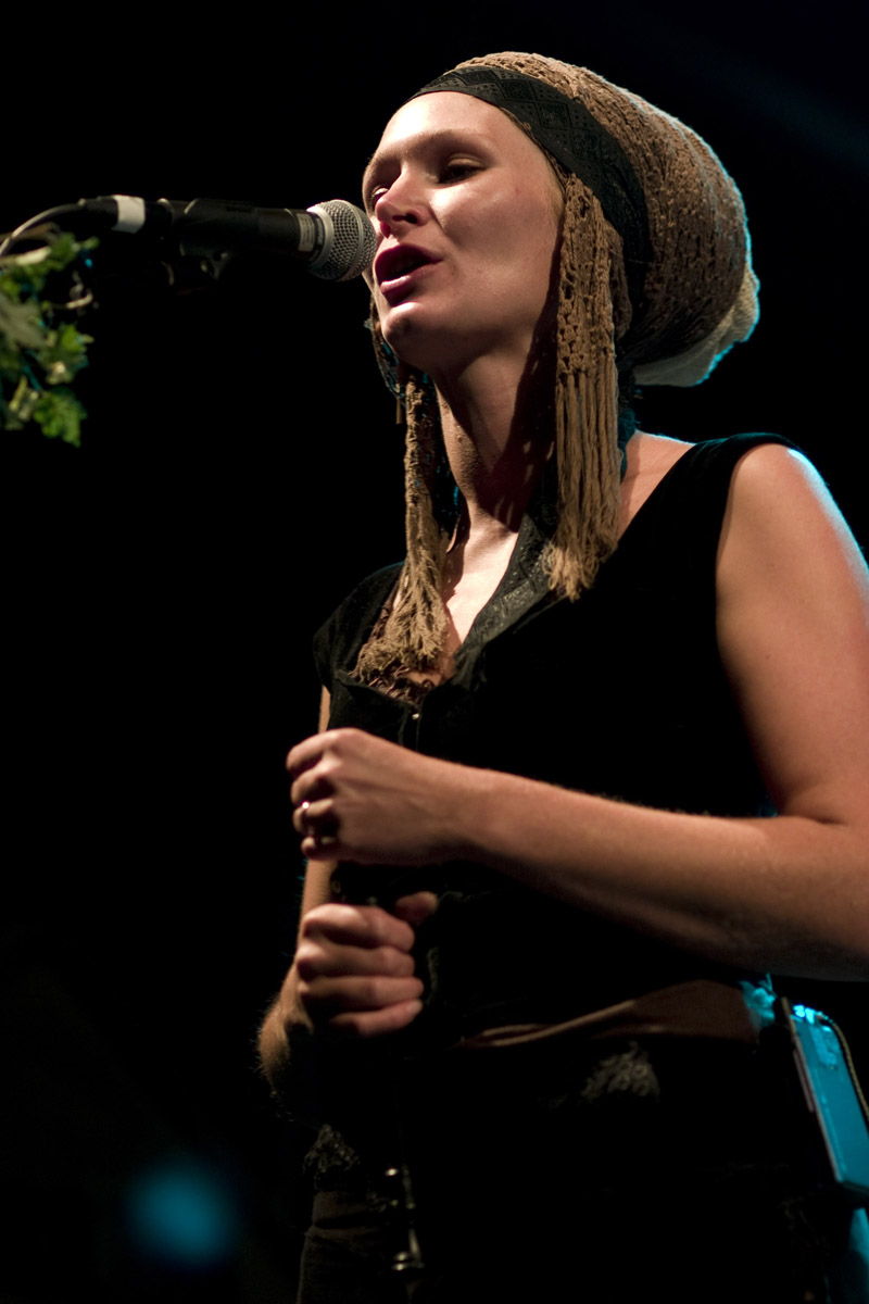Fiona Rüggeberg (Faun) @ Folkwoods 2008 - a photo on Flickriver