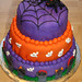 Halloween Cake by Kiss My Buttercream