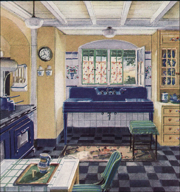 1930 Crane Kitchen