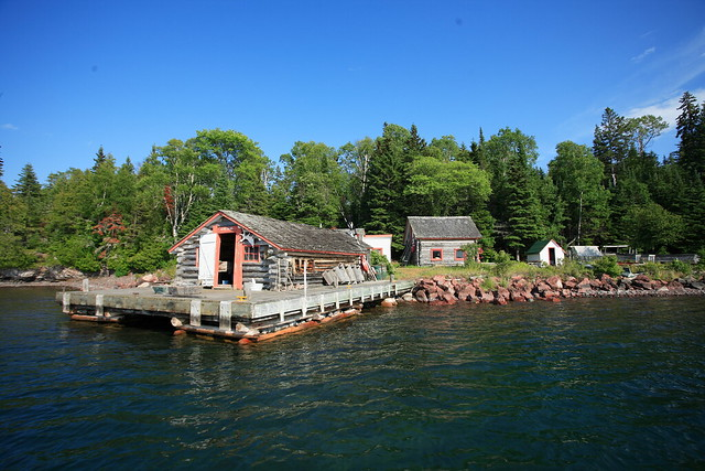Edison Fishery On Isle Royale National Park Flickr