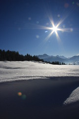 Winter im Appenzellerland
