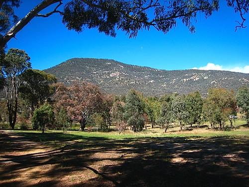 mountain view hill profile
