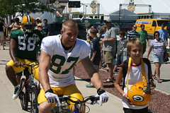 Green Bay Packers Training Camp, Green Bay, Wisconsin