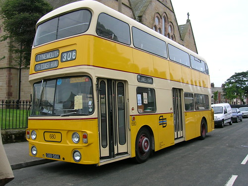 Tyne and Wear PTE Atlantean