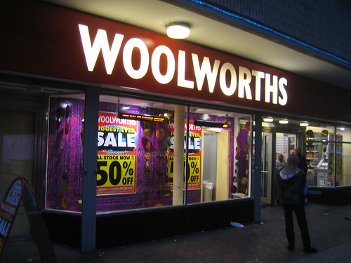 Woolworths photo
