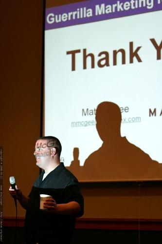 matt mcgee wraps up his talk on small business SEM    MG 0258