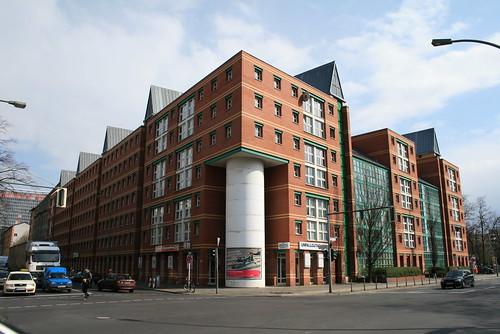 aldo rossi architecture in berlin. Black Bedroom Furniture Sets. Home Design Ideas