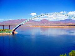Roosevelt Lake Bridge, Arizona