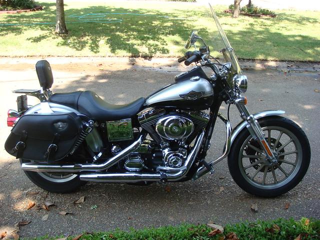 Harley Davidson Dyna Tour Pak