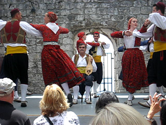Croatian Folk Dancing Video