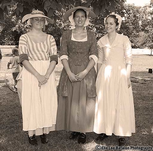 Colonial Women Costumes - Womens Colonial Costume - Colonial