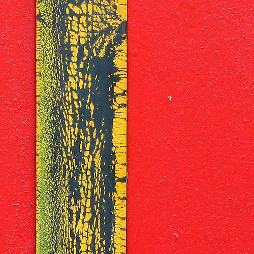 gelb alt rot neu :: yellow old red new