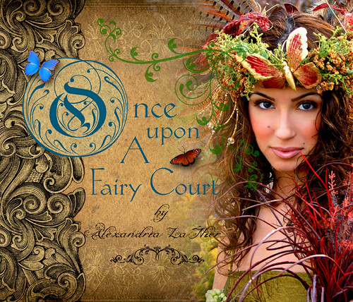 Once Upon A Fairy Court ~ Book