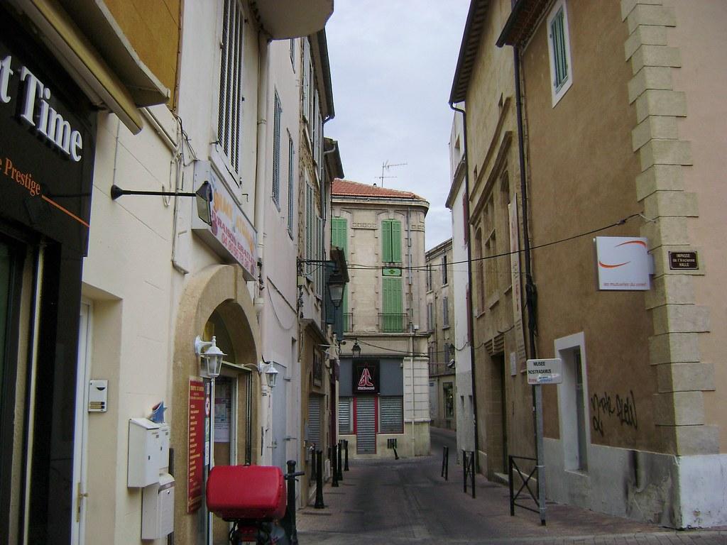 casa de nostradamus salon de provence francia house of