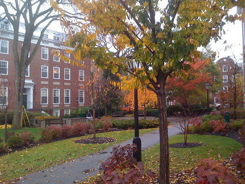Harvard Business School and Boston