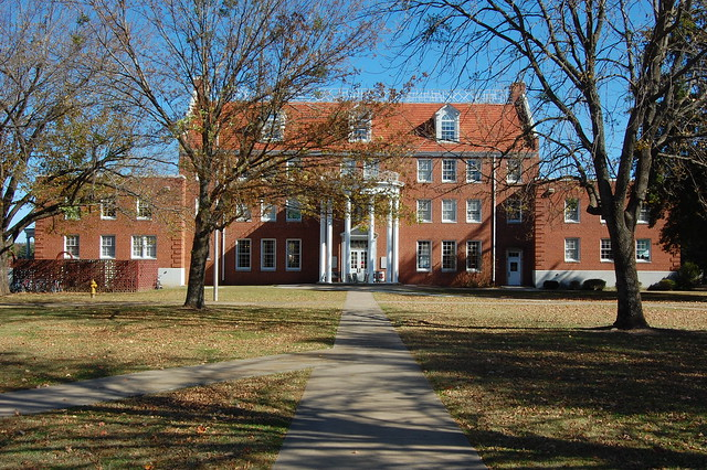 Caraway Hall Arkansas Tech University Flickr Photo