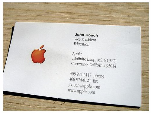 Business name cards a gallery on flickr for Business card templates for mac