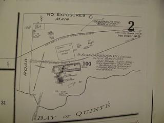 Standard Iron Company site 1922