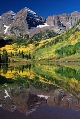 Aspen Colorado Maroon Bells