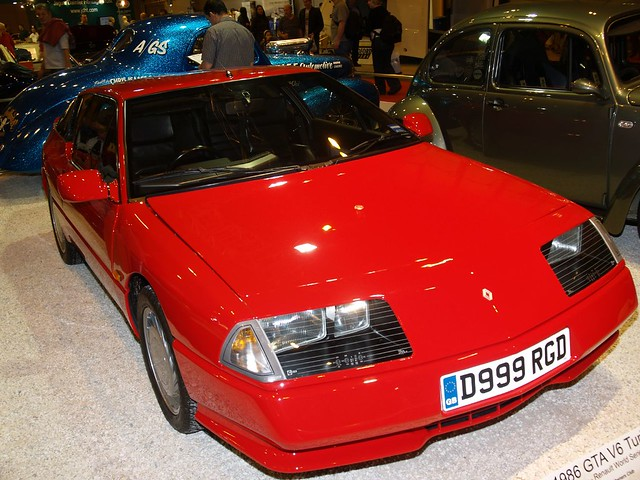 renault alpine gt a v6 turbo 1986 flickr photo sharing. Black Bedroom Furniture Sets. Home Design Ideas