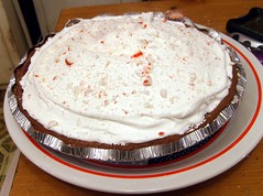 pie(0.0), pavlova(0.0), produce(0.0), torte(0.0), cake(1.0), baking(1.0), buttercream(1.0), cream pie(1.0), baked goods(1.0), whipped cream(1.0), food(1.0), icing(1.0), dish(1.0), dessert(1.0),