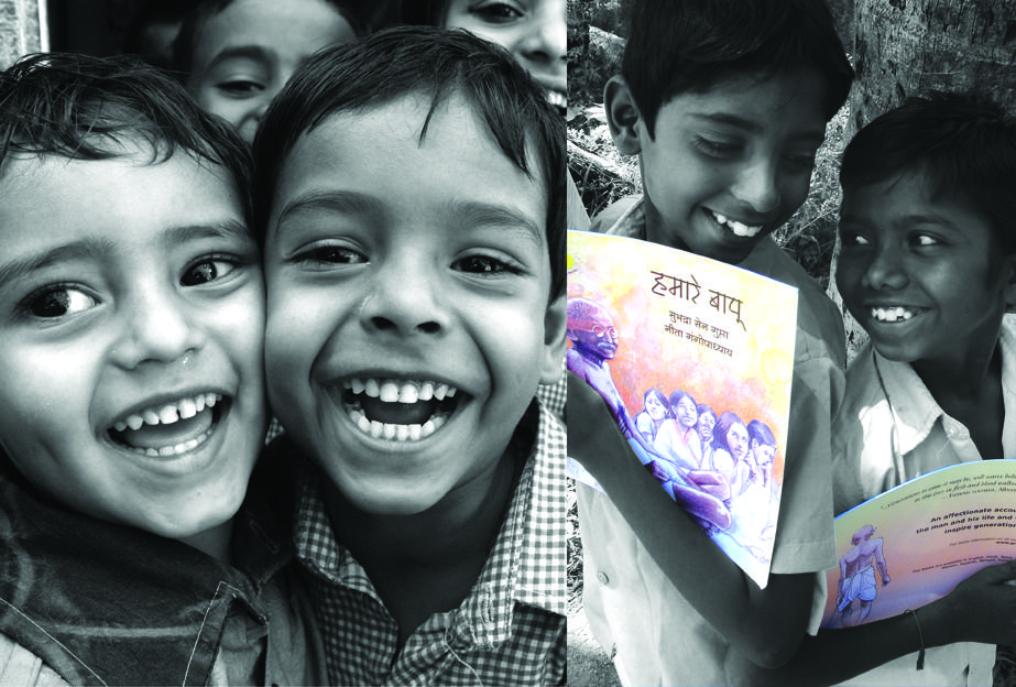 "Vision :""A Book in Every Child's Hand"""