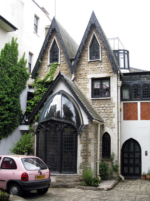 Gothic House Langford Place Flickr Photo Sharing