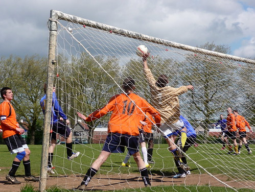 Save_Football Match_Spencer Park_Coventry_May09