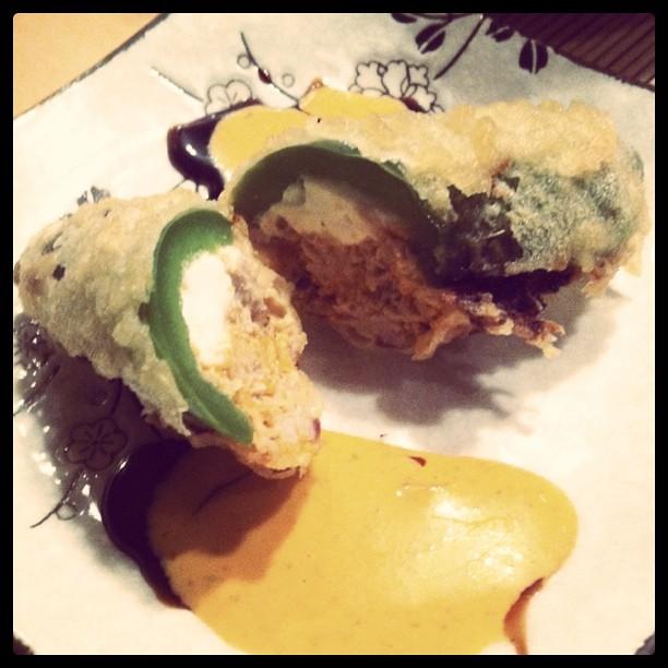 Spicy Tuna Stuffed Jalapeño | Flickr - Photo Sharing!