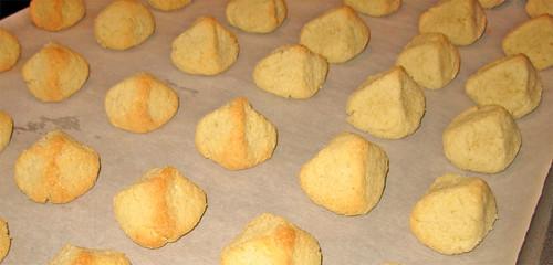 Monticini di madorle per Purin by fugzu