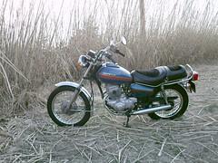 1979 Honda CM185