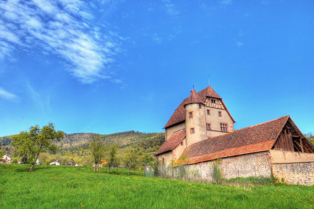 The castle of Walbach