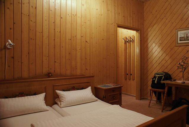 Hotel Room #112