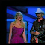 Carrie Underwood and Brad Paisley sing a tribute to the late Eddy Arnold