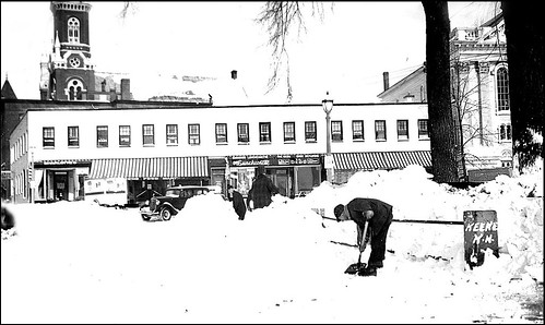 Snow, Keene NH - 1940?