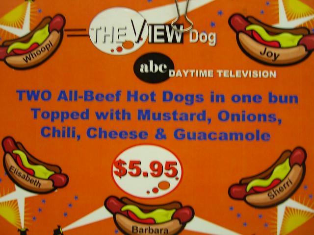 Pink S Hot Dog Calories