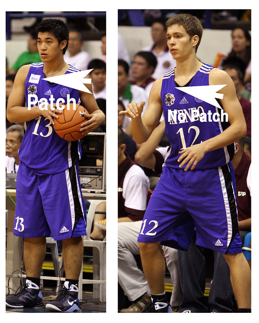 Ateneo Blue Eagles: Wrong Uniform Edition, UAAP Season 71