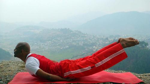yoga guru suneel singh