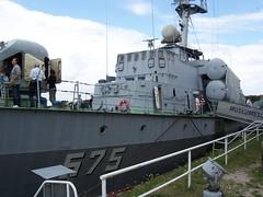 Kleines Raketenschiff: 575 'Hans Beimler'