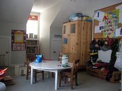 playroom/classroom