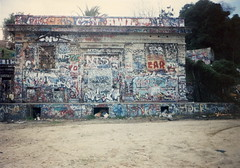Belmont Yard 1994 L.A.