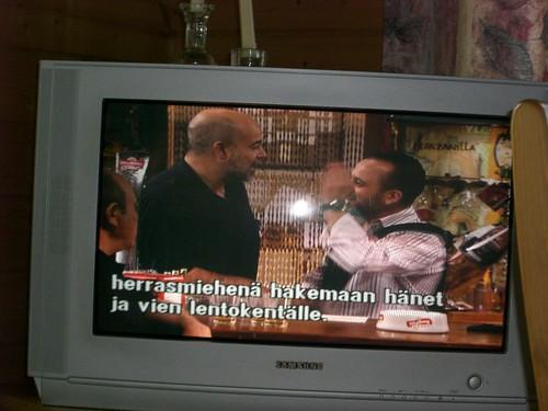 Los Serranos subtitulada al finlandés