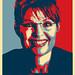 Sarah Palin NOPE Poster by squarerootofftwo